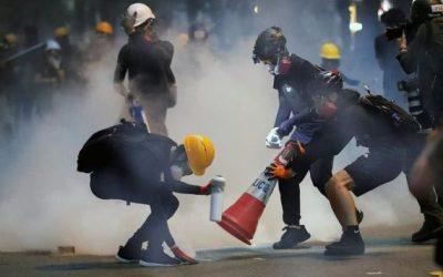 Hong Kong: un'insurrezione per la democrazia