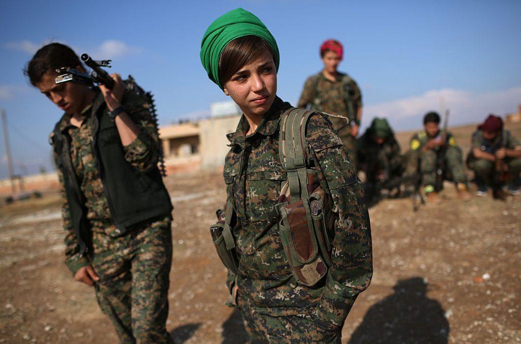 Solidarietà con il Rojava. Giù le mani dai Curdi!
