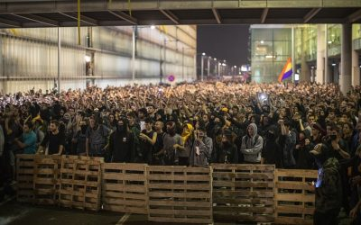 """Comunicato di Anticapitalistas sulla sentenza del """"Procés"""" catalano"""