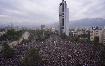 """Cile: """"Il presidente Piñera è in guerra contro il suo popolo"""""""