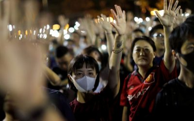 Asia Orientale: una regione in bilico