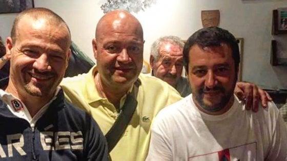 Da Lugano al Metropol la rete sovranista di Salvini