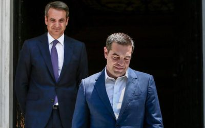 Grecia – La crisi, la sconfitta della sinistra e il governo di destra