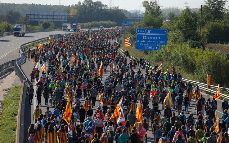 Catalogna. Nel mirino delle condanne i diritti fondamentali