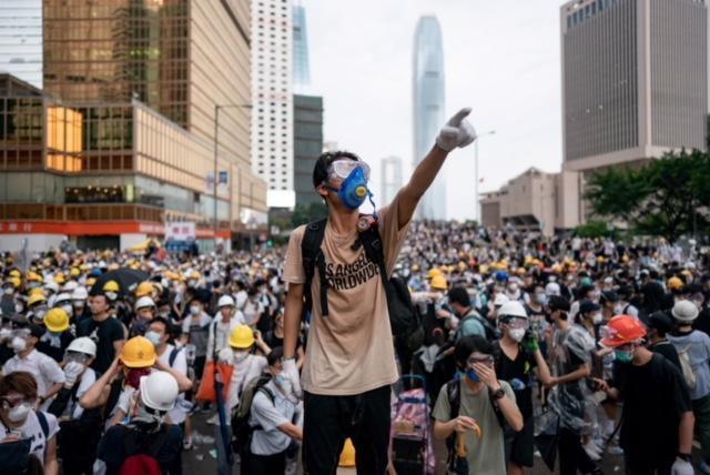 Hong Kong: proteste e cinema