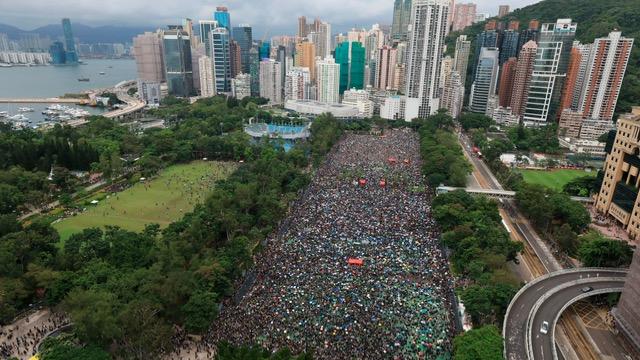 Hong Kong: la lotta della generazione dei millenial per l'autodeterminazione