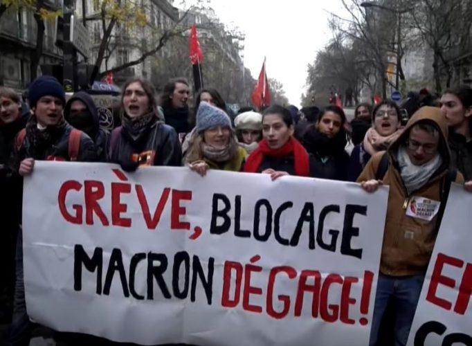 Francia: bisogna che tutto ciò esploda veramente, nelle strade, nei quartieri, nei posti di lavoro
