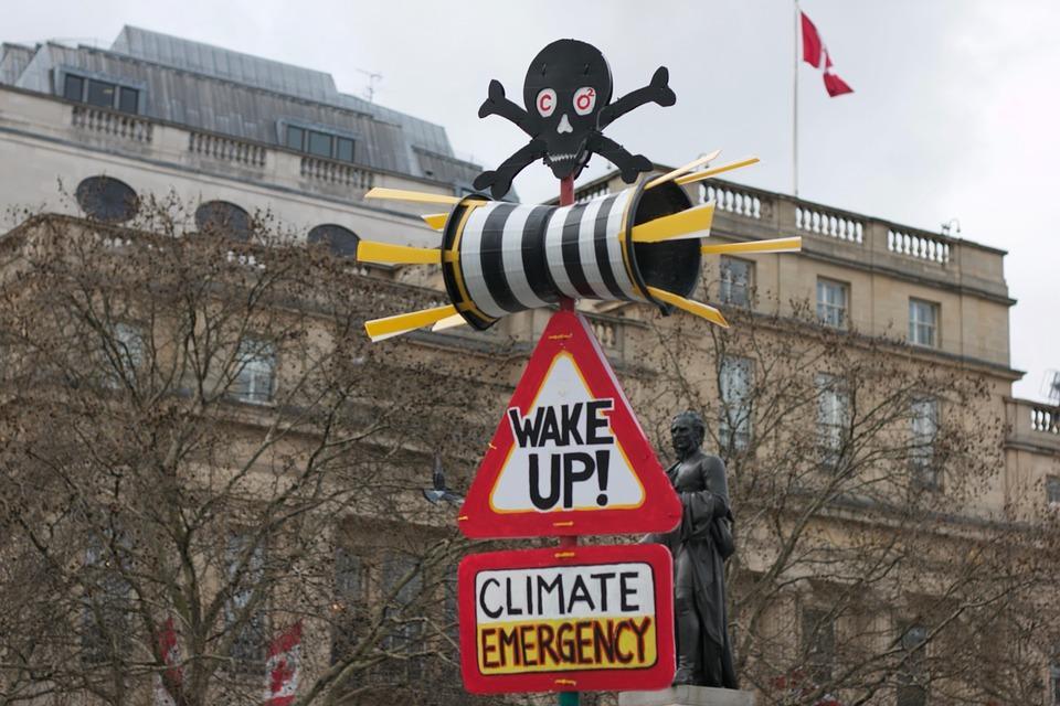 Cambiamento climatico: ultima crisi del capitalismo