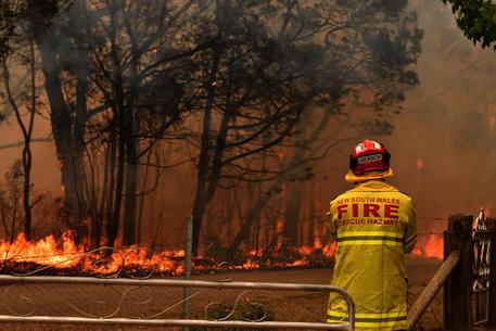 """Maxi-incendi in Australia: un """"tipping point"""" climatico in diretta"""
