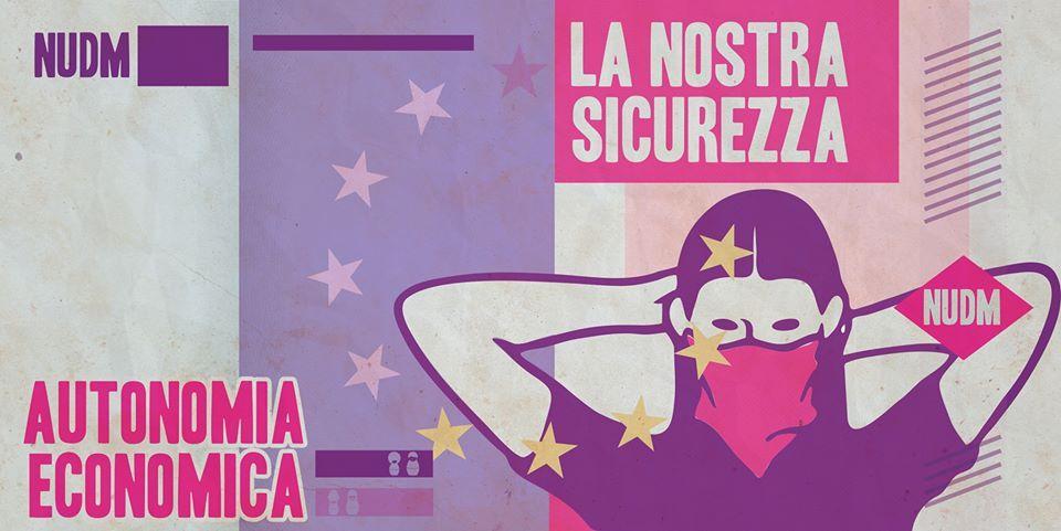 Non Una di Meno: Appello per lo sciopero femminista e transfemminista – 8 e 9 marzo 2020