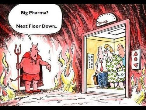 L'industria del farmaco non ci guarirà dal Coronavirus