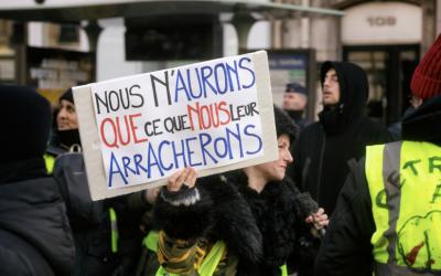 Francia, la repressione di Macron è un segnale della crisi di egemonia della borghesia
