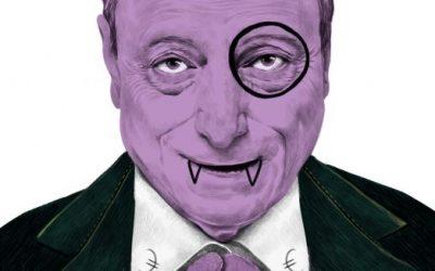 Il virus dell'Unione europea e il vaccino fasullo del Conte Draghula