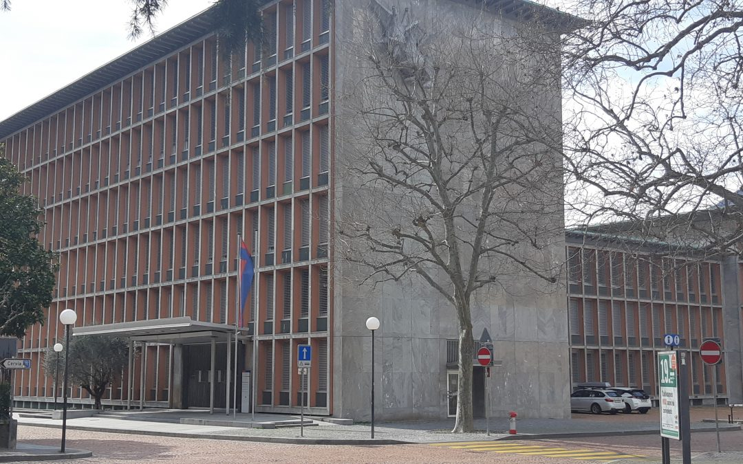 Interpellanza telelavoro dipendenti cantone 7.5.2020
