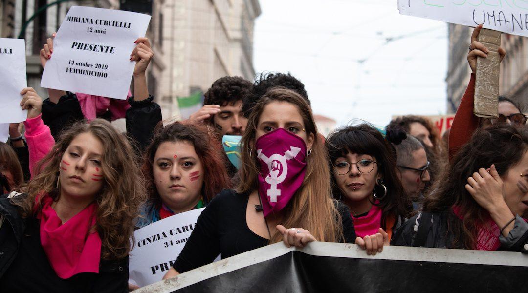 Italia: vietato lo sciopero femminista del 9 marzo per l'emergenza Coronavirus