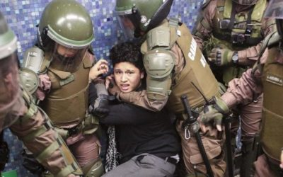Cile, sfiancare il popolo per riprendere la mano…