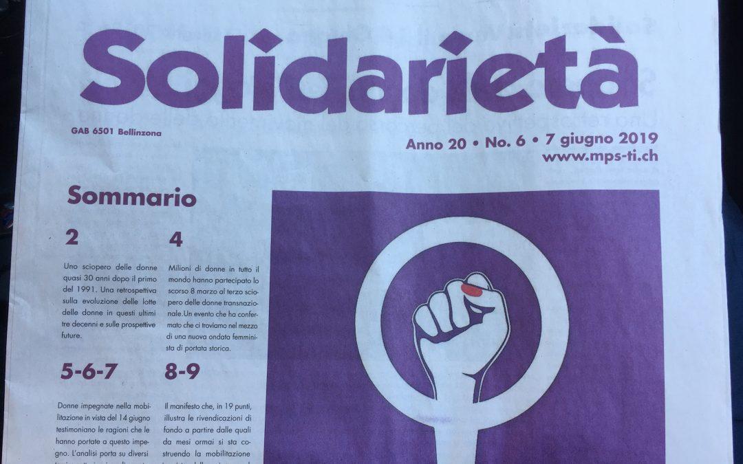 Bollettino MPS 29 marzo: Per il cantone Ticino le collaboratrici domestiche private non hanno diritti!