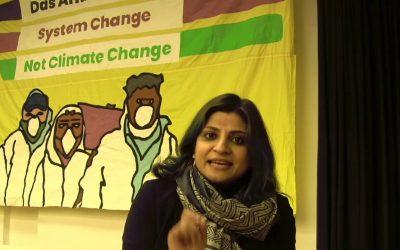 """""""Il capitalismo privatizza la vita e socializza la morte"""": a colloquio con Tithi Battacharaya"""