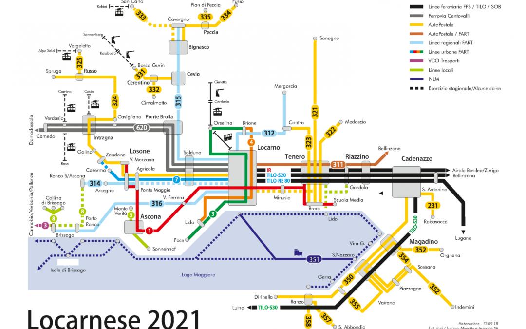Trasporto pubblico, un piccolo passo avanti, ma ancora del tutto insufficiente