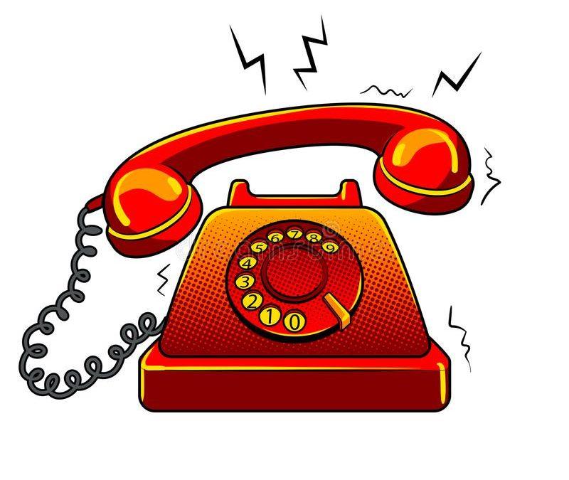 Telefoni roventi al DECS