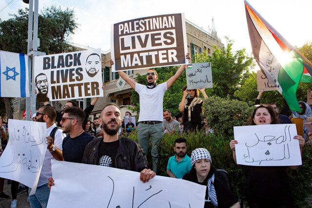 Usa-Israele: due percorsi razzisti paralleli