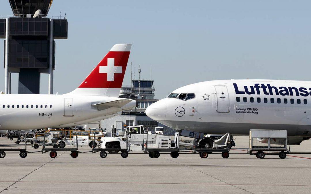 Salvare il lavoro: Sì; salvare il trasporto aereo: No!