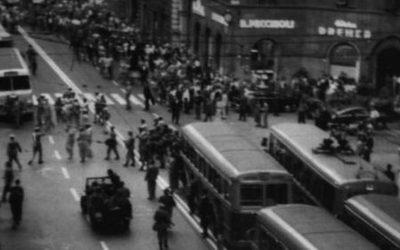 Giugno-luglio 1960 l'antifascismo in blue jeans e magliette a strisce