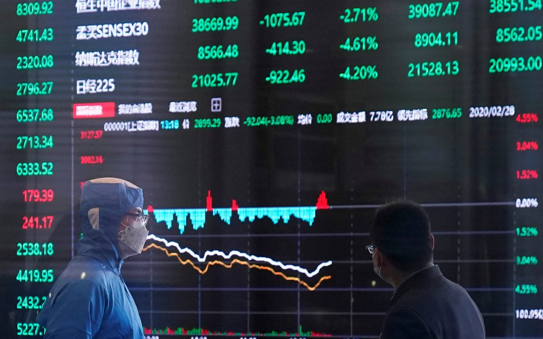 Un sistema finanziario mondiale ultra-parassitario che beneficia di una totale protezione