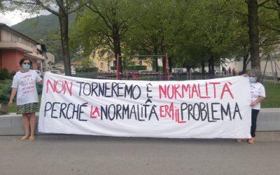 """""""Non torneremo alla normalità perché la normalità era il problema""""!"""