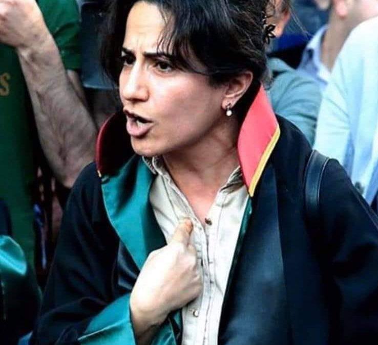 Un altro assassinio del regime islamo-fascista di Erdogan: morta Ebru Timtik