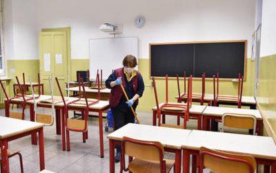 Interpellanza. I lavoratori e le lavoratrici delle scuole sono stati consultati sui piani di protezione nella lotta contro il COVID?