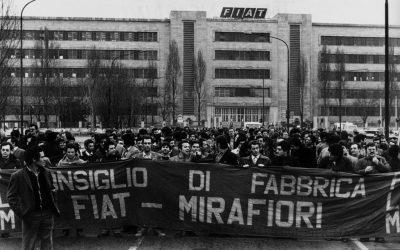 40 anni fa alla Fiat: la lotta infinita