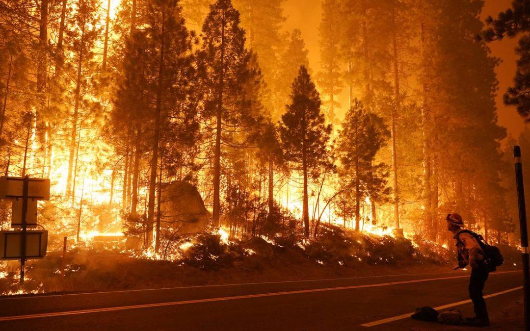 La seconda natura apocalittica della California