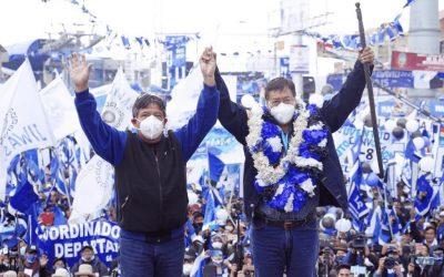 Bolivia. Il trionfo di Arce, una nuova tappa per il MAS