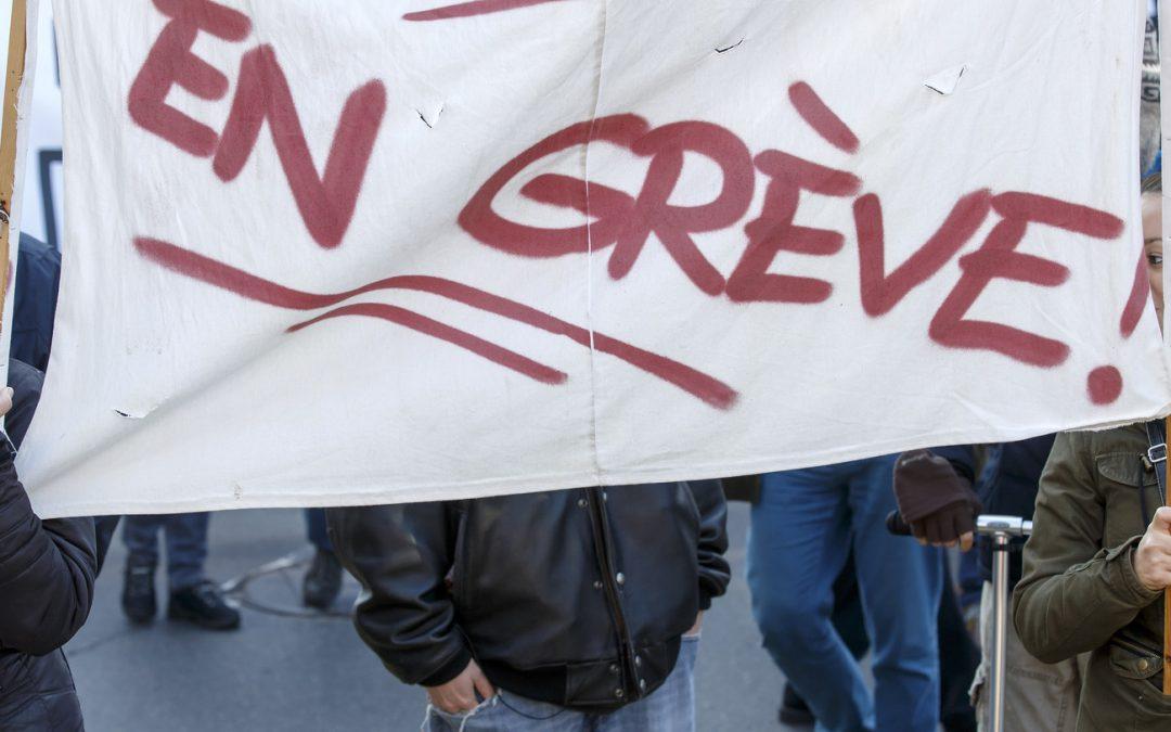 Ginevra. Un primo sciopero per prepararne altri…
