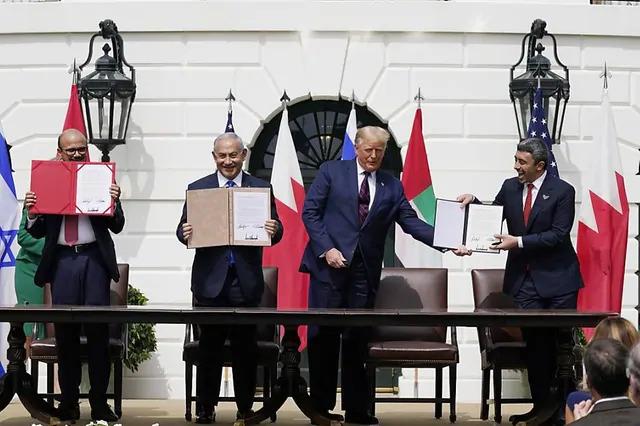 Benvenuti nel golfo arabo-israeliano…