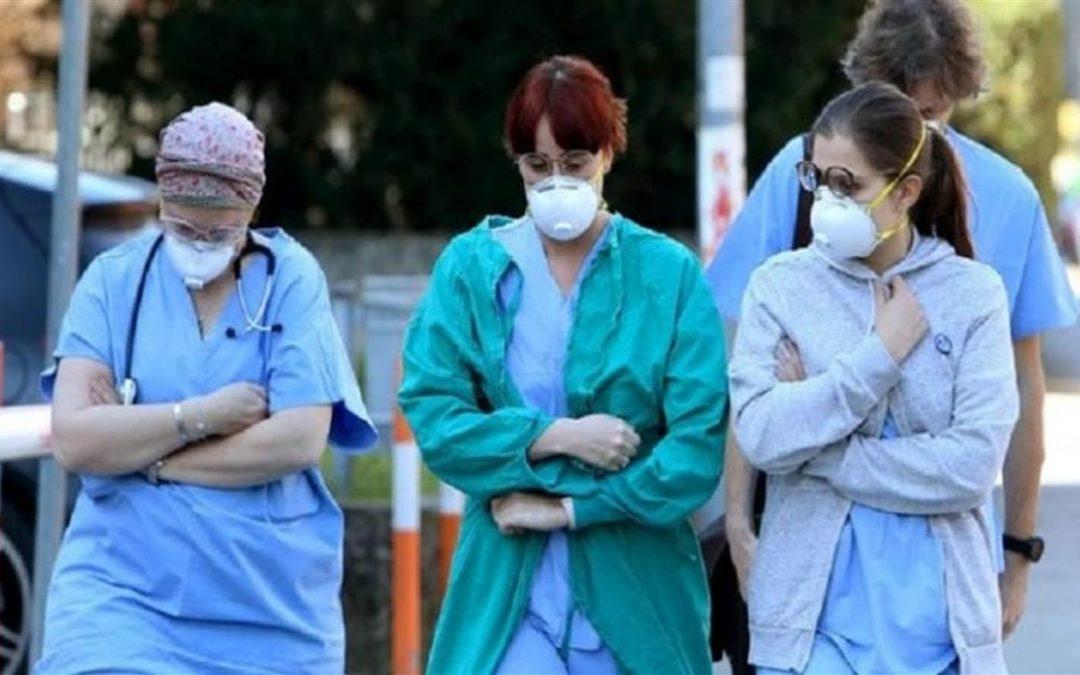 Sosteniamo il personale sanitario e di cura