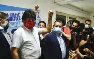 Ampia vittoria del MAS alle elezioni boliviane
