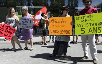 Una petizione per porre fine alla precarietà nel settore accademico svizzero e negli istituti di ricerca
