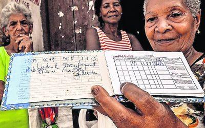 """Cuba. In pericolo la """"libreta"""""""