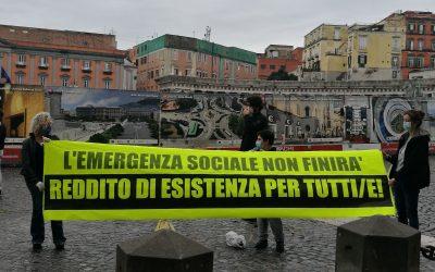 Italia. Per la chiusura immediata fino al contenimento dei contagi. Reddito per tutti, patrimoniale per i ricchi, rilancio della sanità pubblica