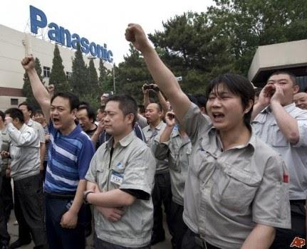 Cina, India. La rabbia dei lavoratori del settore elettronico