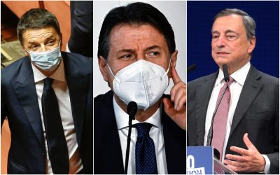 Italia, considerazioni sulla crisi in corso