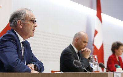 Il colpevole immobilismo del governo federale…e di quello cantonale