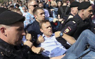 Putin contro Naval'nyi