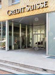 Lugano, salvadanaio del Credit Suisse