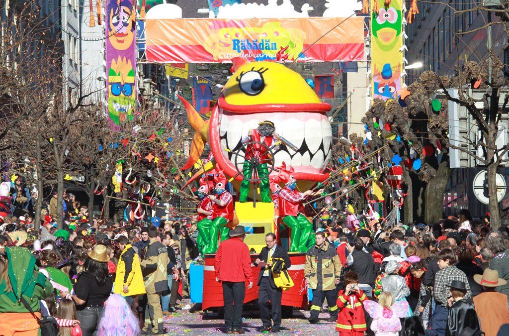 Carnevale e Covid: non hanno proprio imparato niente!