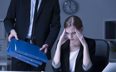 Molestie nell'amministrazione: il tempo passa ma i metodi sono sempre gli stessi!