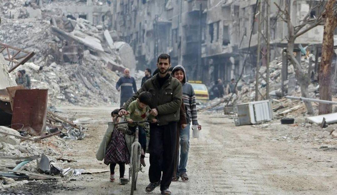 """La Siria e l'""""antimperialismo"""" degli imbecilli"""