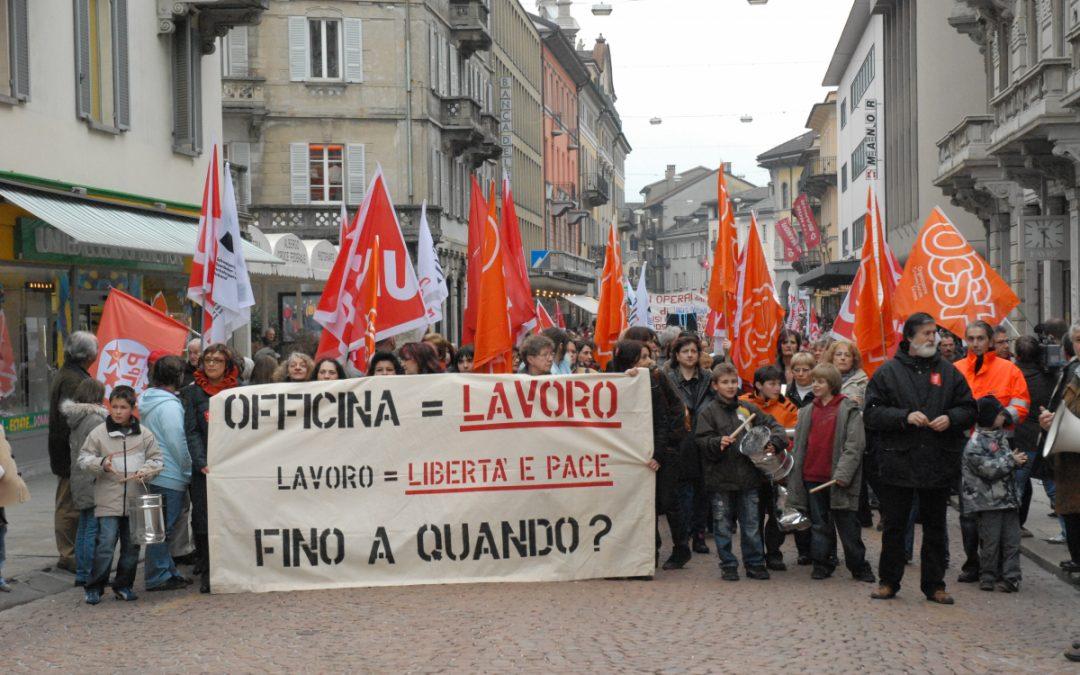 Bellinzona e Officine, una legislatura partita male…finita ancora peggio!